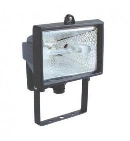 Reflektor halogeni 400W crni sa sijalicom