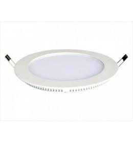 LED panel 9W 6000K ugradni fi146/126mm