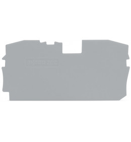 Krajnja ploča za VS 10 siva 2010 WAGO