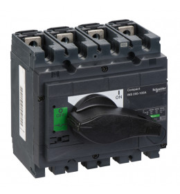Rastavljač INS250 100a 4p verzija 31101 Schneider