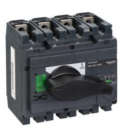 Rastavljač INS250 160A 4p verzija 31105 Schneider