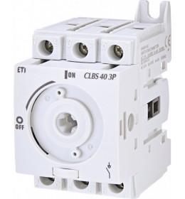 Kompaktna teretna sklopka CLBS 40 3P