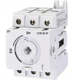 Kompaktna teretna sklopka CLBS 80 3P