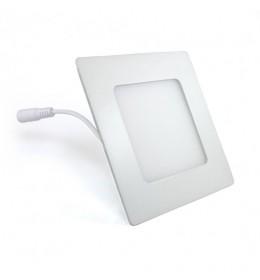 LED panel 3W 6000K ugradni 85x85mm