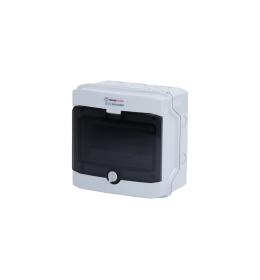 Kutija N8D za 8 osigurača nadgradna IP65 Tehnoplast