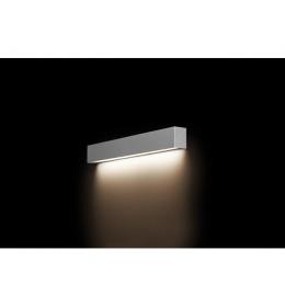 Nowodvorski 9613 Straight wall silver S LED