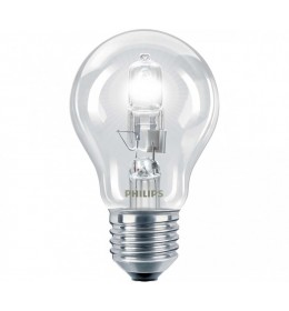 Halogena EcoClassic 53W E27 A55 230V  Philips