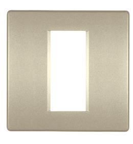 Okvir 1M zlatna Aling Mode 6501.G
