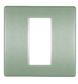 Okvir 1M metalik zelena Aling Mode 6501.Z