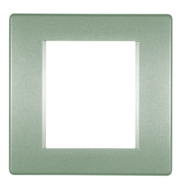 Okvir 2M metalik zelena Aling Mode 6502.Z