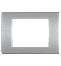 Okvir 3M srebrna Aling Mode 6503.S