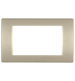 Okvir 4M zlatna Aling Mode 6504.G