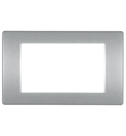 Okvir 4M srebrna Aling Mode 6504.S