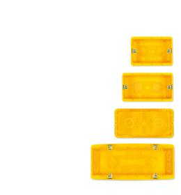 Montažna kutija PM4 65mm četvorostruka za u zid