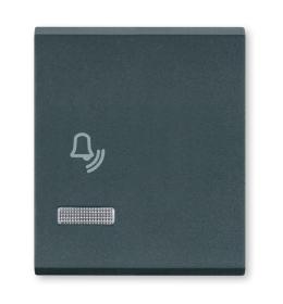 Taster sklopka za zvono 2M sa indikacijom 10AX/250V