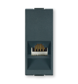 Priključnica komunikacijska sa Keystone modulom RJ45 8/8 Cat5e UTP