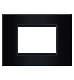 Maska 2M/3M EXP BASIC, crna sa crnim nosačem