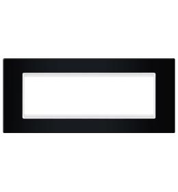 Okvir 7M crna sa belim nosačem Aling EXP