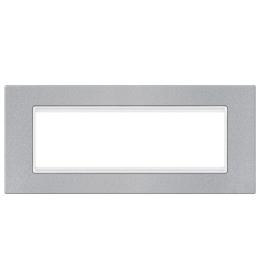 Okvir 7M silver sa belim nosačem Aling EXP