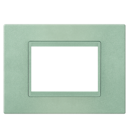Maska 2M EXP METALIK, metalik zelena