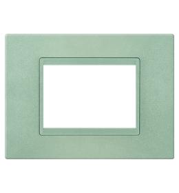 Maska 2M/3M EXP METALIK, metalik zelena
