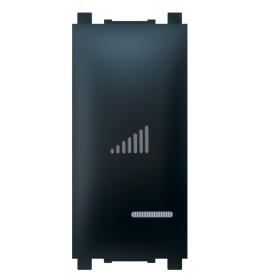 Prekidač dimer za LED 200W crna Aling EXP