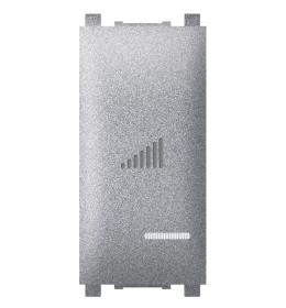 Prekidač dimer za LED 200W silver Aling EXP