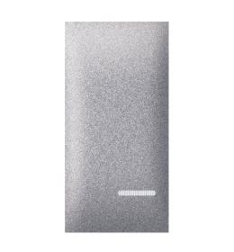 Tipka 1M sa indikacijom silver Aling EXP