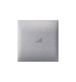 Taster EXP 2M sa oznakom pojačavanja, silver