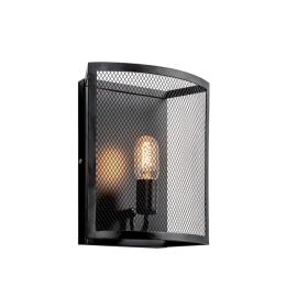 BLAKE ZIDNA LAMPA 1XE27 250X300mm ELMARK