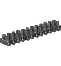 Redna stezaljka 1,5-6mm2/12 crna OBO