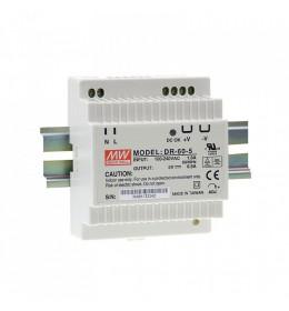 LED napojna jed.60W 24V/DC DR NA ŠINU M.W.