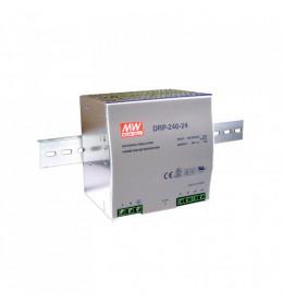 LED napojna jed.240W 24V DC DRP na din šinu