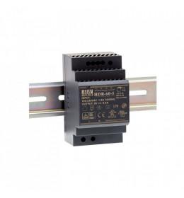LED napojna jed.60W 24V/DC HDR NA ŠINU M.W.