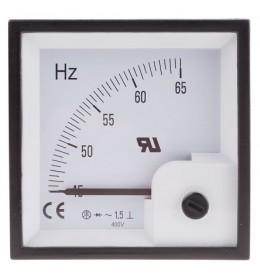 Hz-METAR 72x72, P 45-55HZ