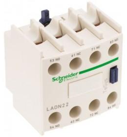 Pomoćni kotaktni za LC1D LADN22 2NO-2NC Schneider