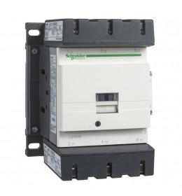 Kontaktor LC1D115E7 115A/3p 48VAC 1NO+1NC Schneider