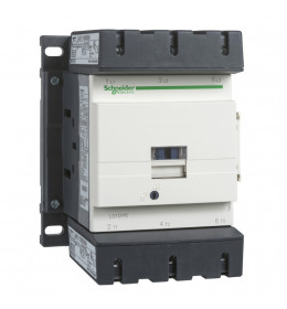 Kontaktor LC1D115Q7 115A/3p 380VAC 1NO+1NC Schneider