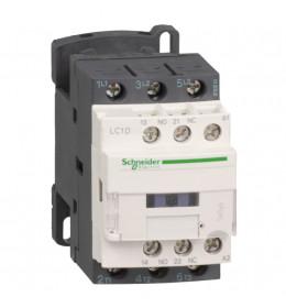 Kontaktor LC1D12F7 12A/3p 110VAC 1NO+1NC Schneider