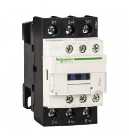 Kontaktor LC1D38F7 38A/3p 110VAC 1NO+1NC Schneider