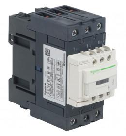 Kontaktor LC1D40AF7 40A/3p 110VAC 1NO+1NC Schneider