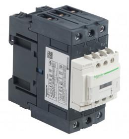 Kontaktor LC1D50AF7 50A/3p 110VAC 1NO+1NC Schneider