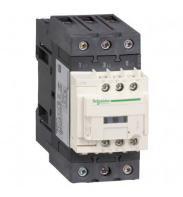 Kontaktor LC1D50AQ7 50A/3p 380VAC 1NO+1NC Schneider