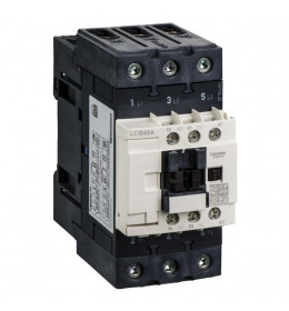 Kontaktor LC1D65AB7 65A/3p 24VAC 1NO+1NC Schneider