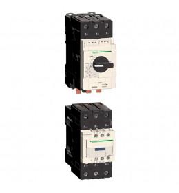 Kontaktor LC1D65AP7 65A/3p 230VAC 1NO+1NC Schneider