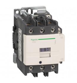 Kontaktor LC1D80B7 80A/3p 24VAC 1NO+1NC Schneider
