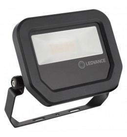 LED Reflektor.20W 230V 4000K CRNI IP65 LEDVANCE