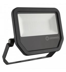 LED Reflektor.50W 230V 6500K CRNI IP65 LEDVANCE
