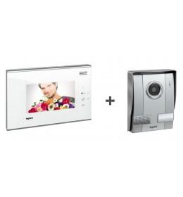 "Interfon video kit 7"" u boji bela Legrand 369200"