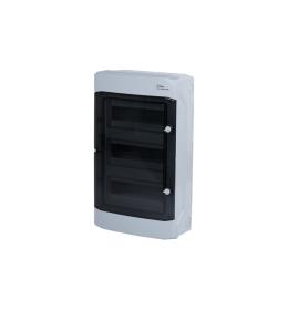 Kutija N36D za 36 osigurača nadgradna IP65 Tehnoplast